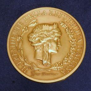 medaglia Presidente della Repubblica
