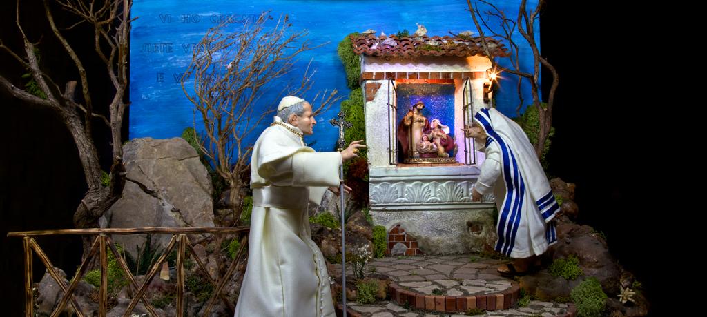 Papa Giovanni Paolo II e Madre Teresa