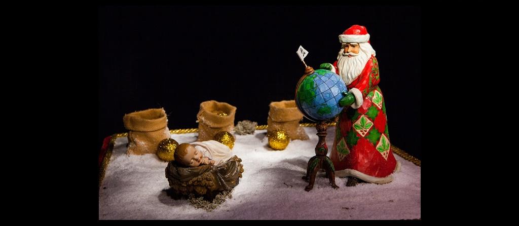 da San Nicola a Santa Claus